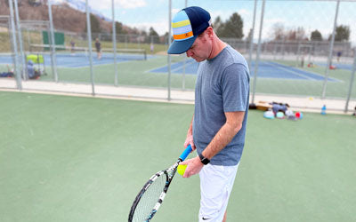 hats for tennis players