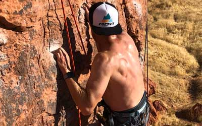 hats for rock climbers
