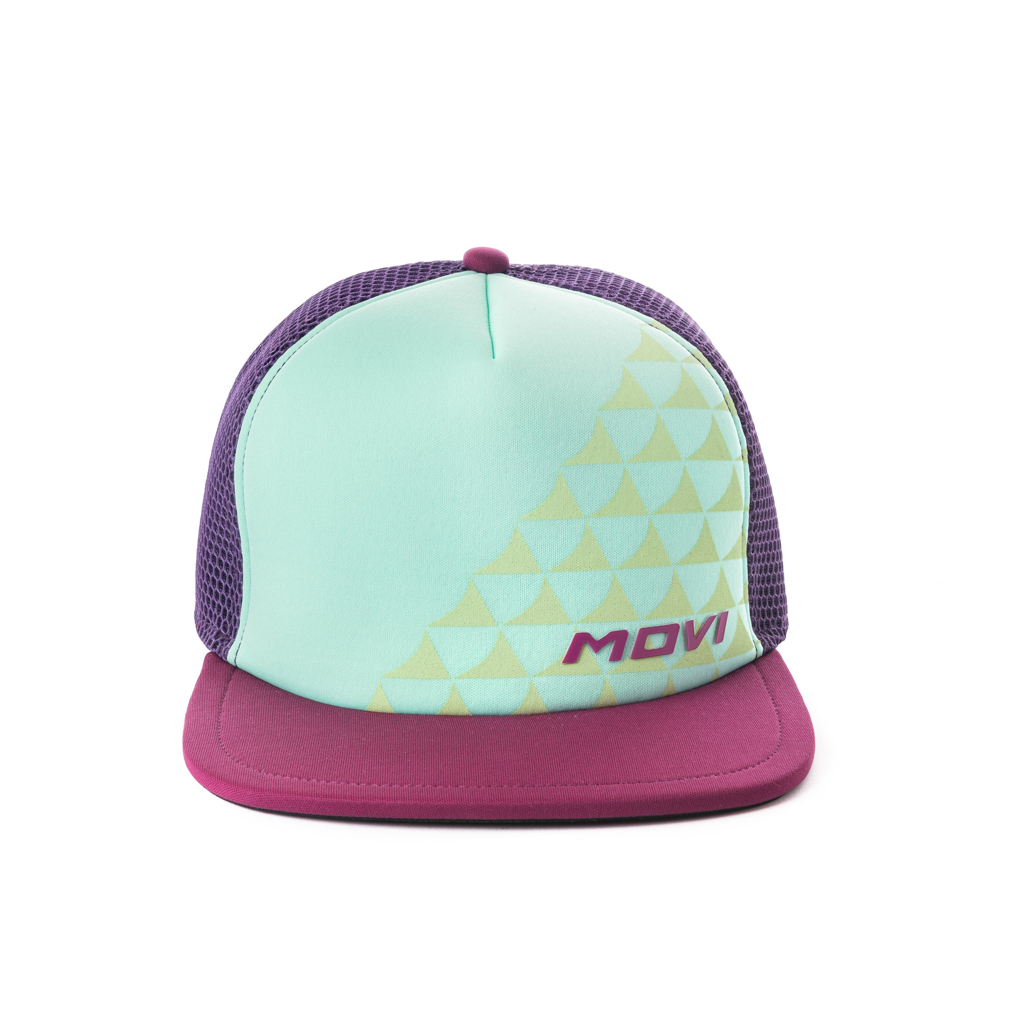 MOVI Classic Trucker - Edible Plum Diamonds