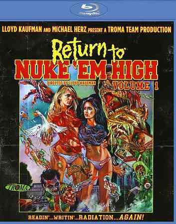 RETURN TO NUKE EM HIGH VOL 1