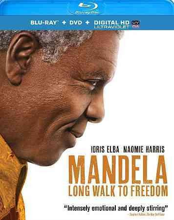 MANDELA:LONG WALK TO FREEDOM
