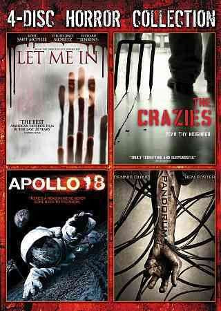 PANDORUM/LET ME IN/APOLLO 18/CRAZIES