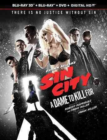 SIN CITY:DAME TO KILL FOR 3D