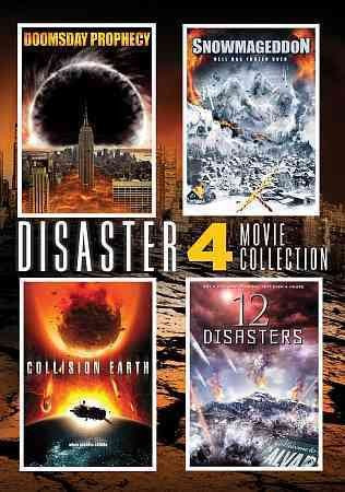 DISASTER 4 PACK