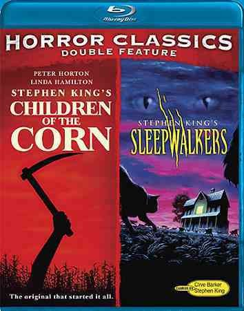 BLU RAY DOUBLE FEATURE:STEPHEN KING