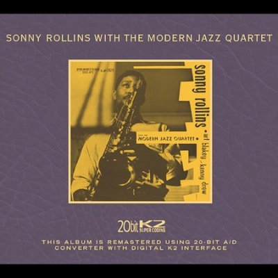 SONNY ROLLINS WITH THE MODERN JAZZ