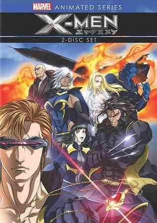 MARVEL ANIMATION:X MEN COMPLETE SERIE