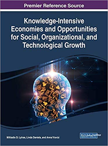Knowledge-Intensive Economies and Opportunities for Social, Organizational,  and Tech