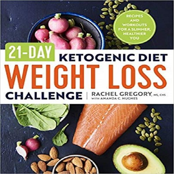 21-Day Ketogenic Diet Weight Loss Challenge: Recipes and Workouts for a Slimmer, Health
