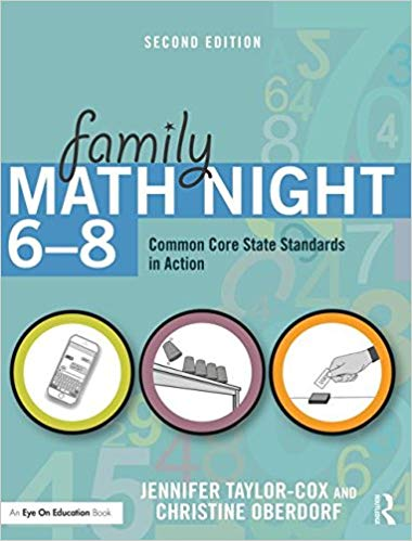Family Math Night 6-8: Common Core State Standards in Action 2nd Edition