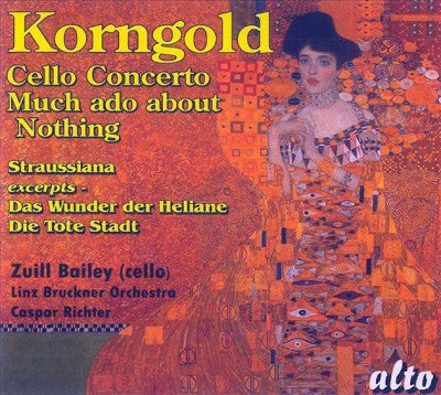 KORNGOLD:CELLO CTO MUCH ADO ABOUT NOT