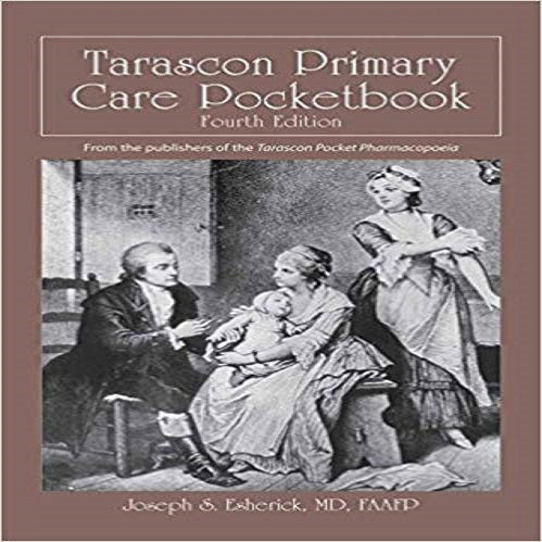 Tarascon's Primary Care Pocketbook