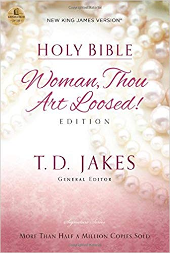Holy Bible: New King James Version, Woman Thou Art Loosed! Edition