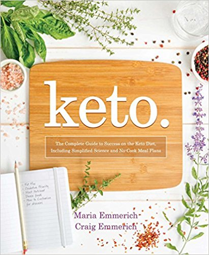 Keto: The Complete Guide to Success on The Ketogenic Diet, including Simplified Science