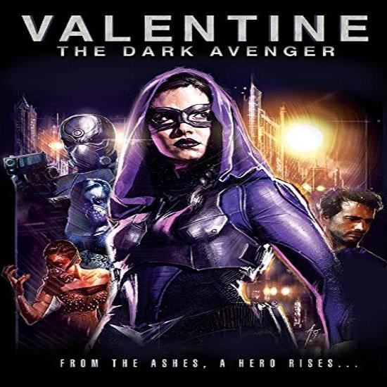 Valentine: The Dark Avenger