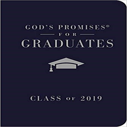 God's Promises for Graduates: Class of 2019: Navy