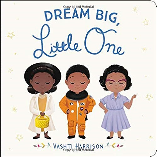 Dream Big, Little One ( Vashti Harrison )