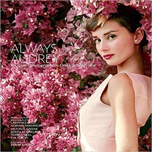 Always Audrey: Six Iconic Photographers. One Legendary Star.
