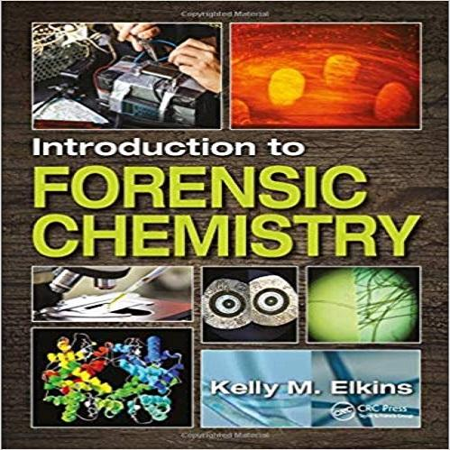 Introduction to Forensic Chemistry (1ST ed.)