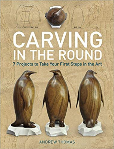 Carving in the Round: 7 Projects to Take Your First Steps in the Art