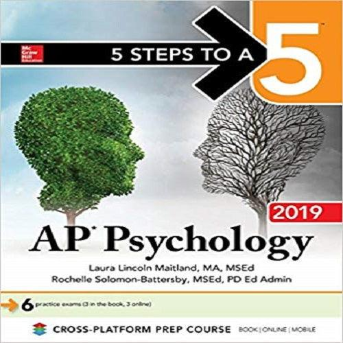 5 Steps to a 5: AP Psychology 2019