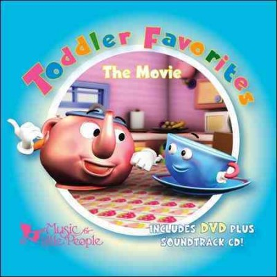TODDLER FAVORITES:MOVIE