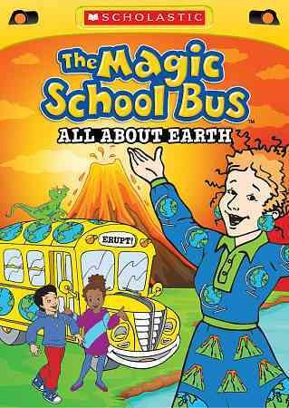 MAGIC SCHOOL BUS:ALL ABOUT EARTH