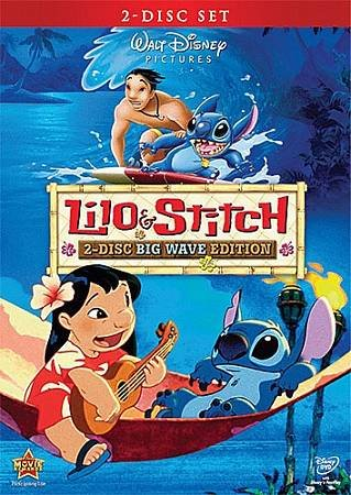 LILO & STITCH:BIG WAVE EDITION