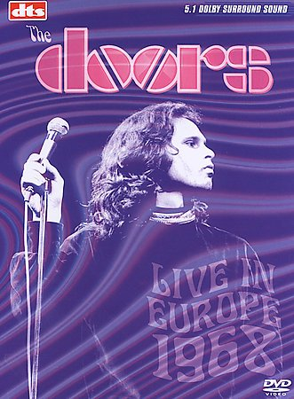 LIVE IN EUROPE 1968