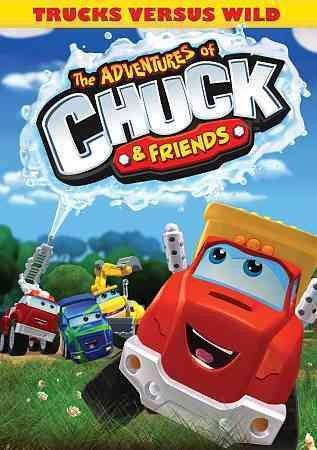 ADVENTURES OF CHUCK & FRIENDS:TRUCKS