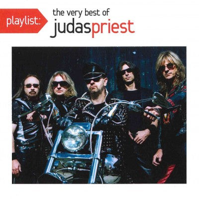 PLAYLIST:VERY BEST OF JUDAS PRIEST