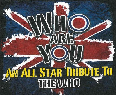 WHO ARE YOU:ALL STAR TRIBUTE TO THE W