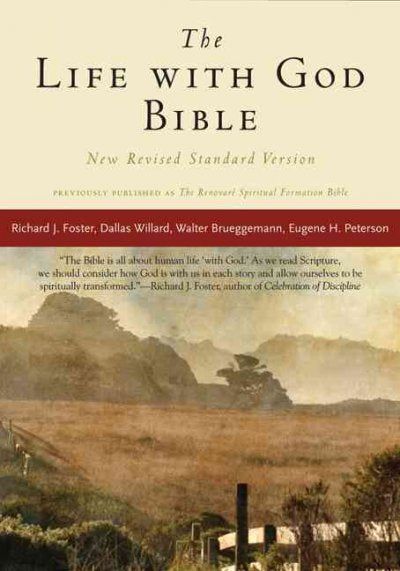 The Life With God Bible: New Revised Standard Version: The Life With God Bible