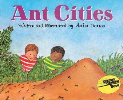 Ant Cities (Lets Read and Find Out Books)