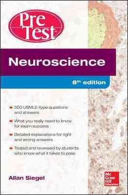 Neuroscience Pretest Self-Assessment and Review (Pretest)