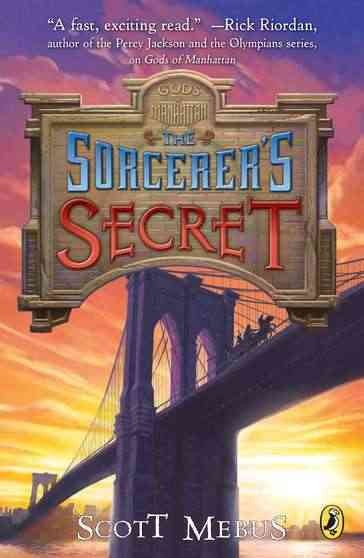 The Sorcerer's Secret (Gods of Manhattan)