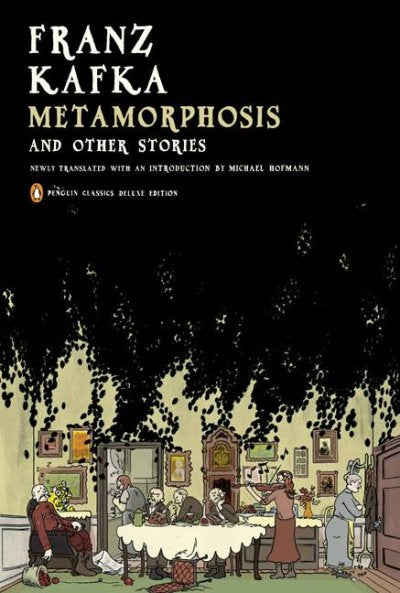 Metamorphosis and Other Stories (Penguin Classics)
