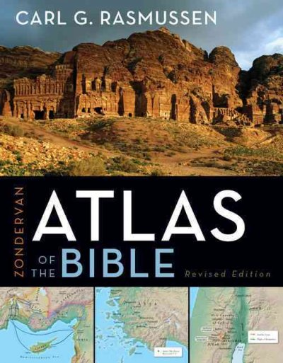Zondervan Atlas of the Bible