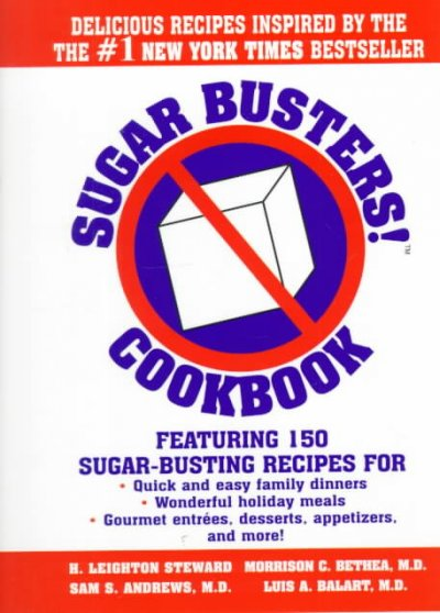 Sugar Busters!: Quick & Easy Cookbook
