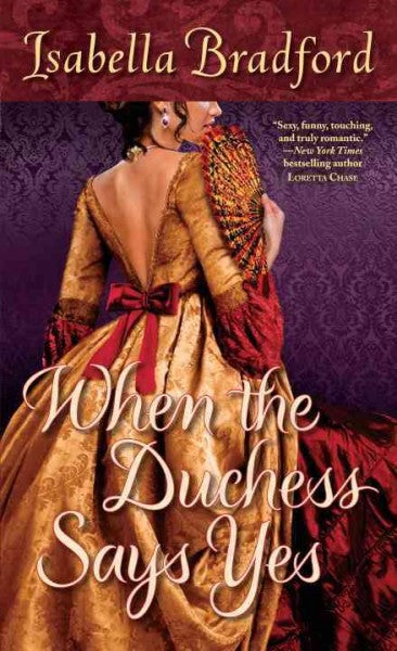 When the Duchess Said Yes (Wylder Sisters)