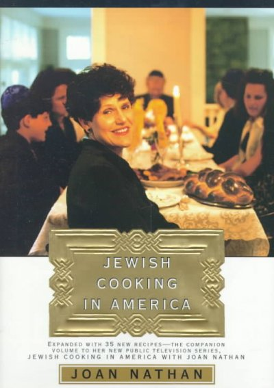Jewish Cooking in America (Knopf Cooks American)
