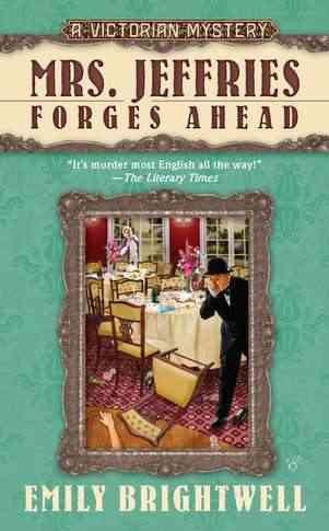 Mrs. Jeffries Forges Ahead: A Victorian Mystery (Berkley Prime Crime)