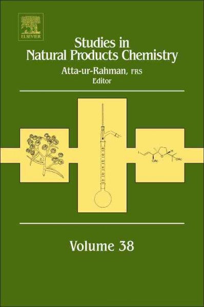 Studies in Natural Products Chemistry: Bioactive Natural Products (Studies in Natural Products Chemistry)
