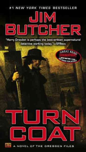 Turn Coat (The Dresden Files)