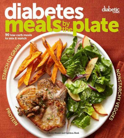 Diabetic meals by the plate: 90 Low-carb Meals to Mix & Match: Diabetic Living Diabetes