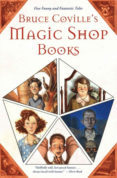 Magic Shop Books (Magic Shop): Magic Shop Books (Magic Shop Book)