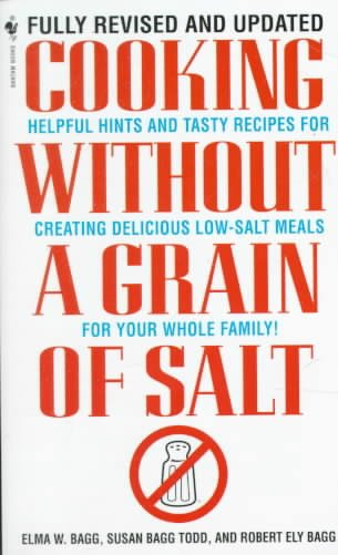 Cooking Without a Grain of Salt