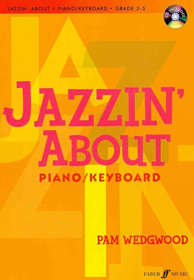 Jazzin' About: Piano / Keyboard (Jazzin' About)