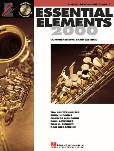 Essential Elements 2000: Comprehensive Band Method : Book 2