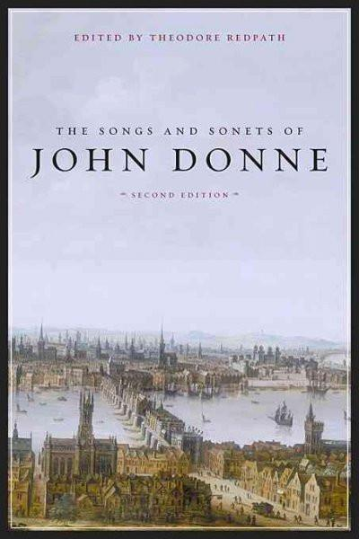 The Songs and Sonets of John Donne